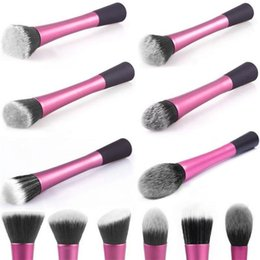 Wholesale Hot Sales Pro Liquid Foundation Brusher Face Powder Makeup Brushes Cosmetic Tool Beauty Synthetic Hair TX320