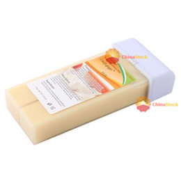 Wholesale-ChicMart Roll On Hot Depilatory Wax Cartridge Heater Waxing Hair Removal Remove