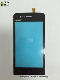 Whole sale Cellphone TOUCH for LANIX S220 touch screen digitizer ,tactil para LANIX ZY TOUCH