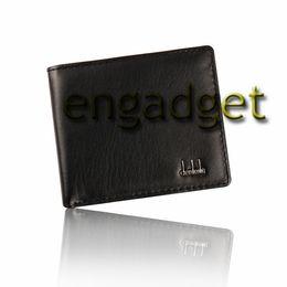 Wholesale New Vintage Men s Wallet Fine Bifold Brown PU Leather Money Purse Wallet Wallet For Men