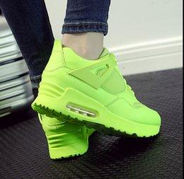 Wholesale zapatillas marca hombre fashion sneaker wedges laser equipment unisex running shoe women tennis shoe air huarach walking shoe max