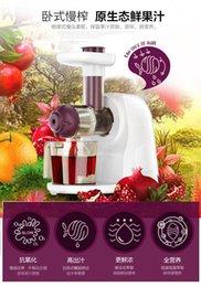 Wholesale All In One multifunction slow juicer wheatgrass juice maker blender meat grinder noodle machine vegetable cutting machine