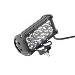 7 inch 36W Cree LED Work Light Tractor Boat Off-Road 4WD 4x4 12v 24v Truck SUV ATV Spot Flood Super Bright Working Lamp