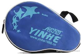 Yinhe 8010 single set table tennis bag ping pong racket cover