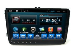 2Din Car Dvd GPS Stereo for VW Magotan Sagitar Tiguan GPS Navigation 9 Inch Touch Screen