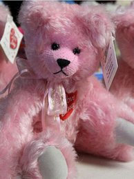 Wholesale American artist Jally Winey signed Teddy bear30cm Jiont bear for collect or gift for baby