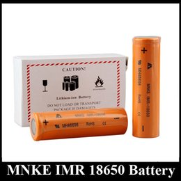 Wholesale Clone MNKE IMR Battery mAh E Cigarette Mod AW IMR Battery A V fit Manhattan Fuhattan FBT Paragon V3 JR Mechanical Mods