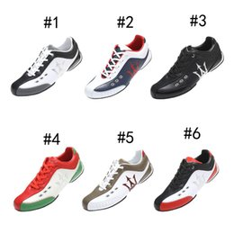 Wholesale Maserati Brothers Sneakers Maserati Men s Running Shoes Men s Sport Shoes Size EU Men s Casual Shoes