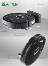 Wholesale GIFT for wife Robot cleaner who Never ask For Salary Nor strike Robot Vacuum Cleaner Lower Noise