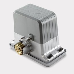 Wholesale 1000kgs Automatic electric sliding gate opener door open motor with m nylon racks