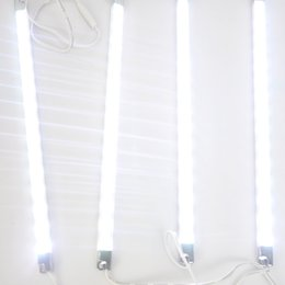 Wholesale cm Kitchen Under Cabinet Counter LEDs Lights Bar Kit Warm White Energy Saving