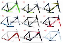 Wholesale 2015 Populer carbon road bike frame Scott Foil for pro Carbon Bike frames Scott Aerodynamic bicycle Frameset PROLOGO TOPEAK racing bikes