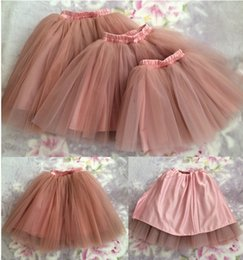 Wholesale pieces New Summer baby tutu kids Flower Girl Tulle skirts Pettiskirt Princess Stretch Waist Tutu years