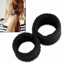 Wholesale-Women Girls French Style Hair Curler Roller Headwear Hair accessories Styling tool EQ0437