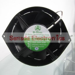Bi-sonic fan 5E-230B 17cm 172mm AC 230V high temperature resistant case fan