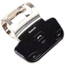 Bluetooth Car kit Steering wheel Speakerphone Universal Hands Free Bluetooth voiture Car Kit Bluetooth Speaker Manos Libres