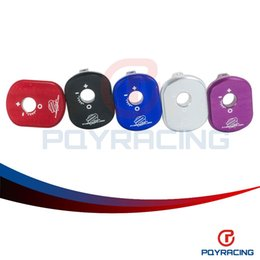Wholesale PQY STORE Ruckus Zoomer Aluminum Ignition Cylinder Cover G rated for honda PQY QT61