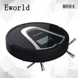 Wholesale Multifunctional Sweep Vacuum Mop Sterilize Robot Vacuum Cleaner Virtual Wall Robot Robotic Cleaner Rommba Smart Sweeper Robot