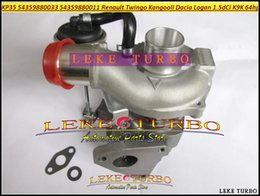 KP35 011 033 54359700011 54359700033 54359880011 8200507852 Turbo Turbocharger For Renault Kangoo Twingo II Dacia Logan 2004- K9K 1.5L dCi