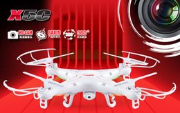 Wholesale Best quality product Syma X5C Explorers G CH Axis Gyro RC Quadcopter with Aerial Photography Function MP HD Camera White