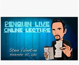 Wholesale 2015 Steve Valentine Penguin Live Online Lecture
