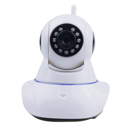 720P HD Wireless IP Camera IR-Cut Night Vision Audio Recording Network CCTV Onvif Indoor IP SD Card Recording CWH-IPCZ06