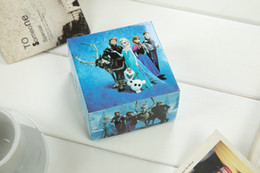 Wholesale New Children Cartoon Frozen girl Cartoon Child clock watch Wristwatches Baby frozen watches with colorful boxes