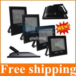 Wholesale 30W W W W Waterproof IP65 Garden Led Flood Light Ultra Slim Thick Material Warm Cool White Led Outdoor Floodlights AC V