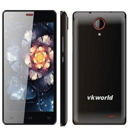 Wholesale Android VKworld VK6735 G LTE Bit Quad Core MTK6735 GHz GB RAM GB ROM inch WiFi G WCDMA MP Camera Smart Phone