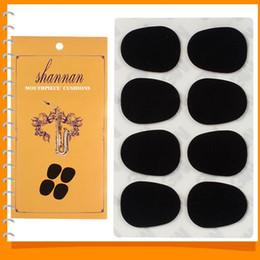 8pcs! Universal Alto Saxophone Mouthpiece Cushions Alto Sax Mouthpiece Patch Pad Musical Instrument Parts Accessories