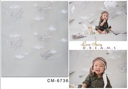 5*6.5FT Children Backgrounds Photography Backdrops Fotografia Baby Newborn Thin Cloth Vinyl Backdrops For Photography