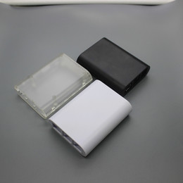 Wholesale Raspberry Pi Model B Plus amp Raspberry Pi Black Case Cover Shell Enclosure Box ABS box Send only one color