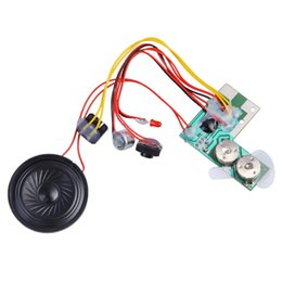 Wholesale New High Quality secs s Sound Voice Audio Recordable Recorder Module Chip for Card STL