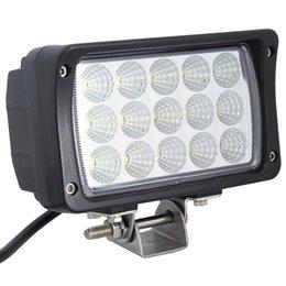 45W LED WORK LIGHT LED TRUCK LIGHT LED WORKING LIGHT FOR 4X4 OFFROAD LIGHT FLOOD DRIVING OFF ROAD FOG LAMP SUV Truck 4WD