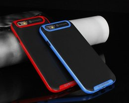 Wholesale VERUS Slim Armor Hybrid PC Crucial Bumper FrameTPU Case Cover For iPhone S S Plus Samsung Galaxy S4 S5 S6 Edge Note Note4