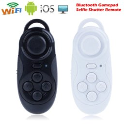 Compra Online Pc shock del sistema-nueva PC controle alejado controlador Bluetooth Gamepad androide selfie mando inalámbrico a distancia para el sistema androide / IOS