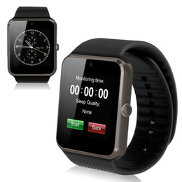 Fashion Smart Watch GT08+ for Andriod Mobile Phone Bluetooth Watch with SIM Card Watch for IOS wearable device phone