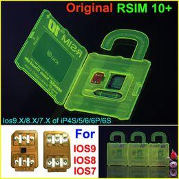 Original Newest Unlock Card R-SIM 10+ RSIM 10+ RSIM10+ unlock for iphone 6s 6plus 6 5s 5c 5 4s iOS7.X 8.X ios9 ios9.x 3G 4G WCDMA GSM CDMA