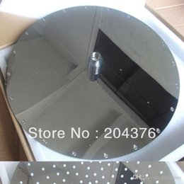 Wholesale 2013 news brushed surface stainless steel shower base big rain shower head