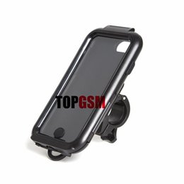 iPhone 6 Motorcycle Bike Mount Holder +Waterproof Tough Hard Mount Case for iPhone 5s Galaxy S3 Galaxy S4 iPhone 6 Plus Free Shipping