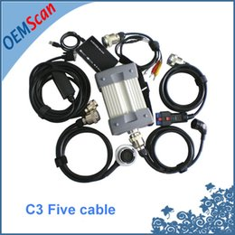Wholesale Promotion High Quality Mb Star C3 Multiplexer Cars Professional Diagnostic Tool STAR C3 Too with Softwarel