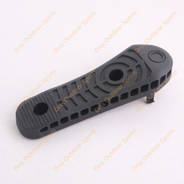 Wholesale Drss Unmarking Version Enhanced Rubber ButtPad quot For CTR ACS ACS L STR UBR Stocks Black DS1356