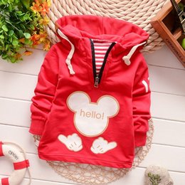 Wholesale Xayakids The fall of new Korean boy s Hoodie children fake two Hoodie manufacturers trade