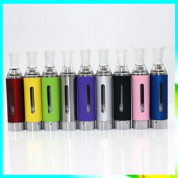 2016 Newest Evod MT3 Atomizer in Rainbow Updated 2.4 ML ego electronic cigarette Evod MT3 clearomizer For Eletronic Cigeratte RDA