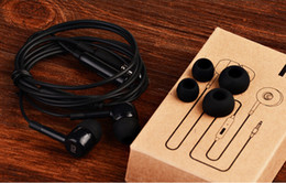 Wholesale Millet original headset M4 a m red rice note2 ear phone headset with wheat universal remote control subwoofer