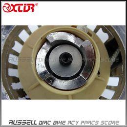 Wholesale Mini Pocket Bike Aluminum Gear Claw Cog Clog Pull Start M PU06 spare parts