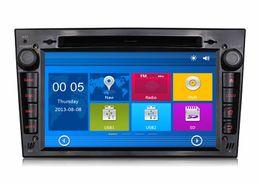Wholesale Black din quot Car Radio Car DVD Player for Opel Vectra Antara Zafira Corsa Meriva Astra With GPS Navi Bluetooth IPOD TV SWC USB AUX IN