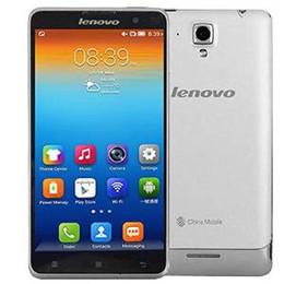 Wholesale Lenovo S8 Octa Core MTK6592 Cell Phone G RAM G ROM Inch IPS HD Screen MP Camera OTG GSM Phone