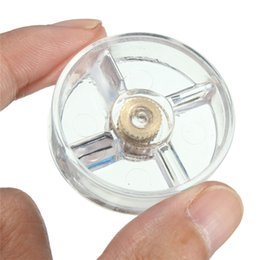 Wholesale 1PC Plastic Black Transparent Replacement Spare Parts Power Drive Base Gear x mm High Quality