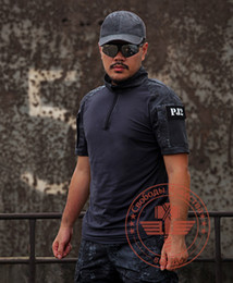 Chiefs Rattlesnake MANDRAKE Camo TDU Rapid Assault Tactical Combat Crye Kryptek style Gen3 T-SHIRT Quick Dry Tee shirt Camoflage